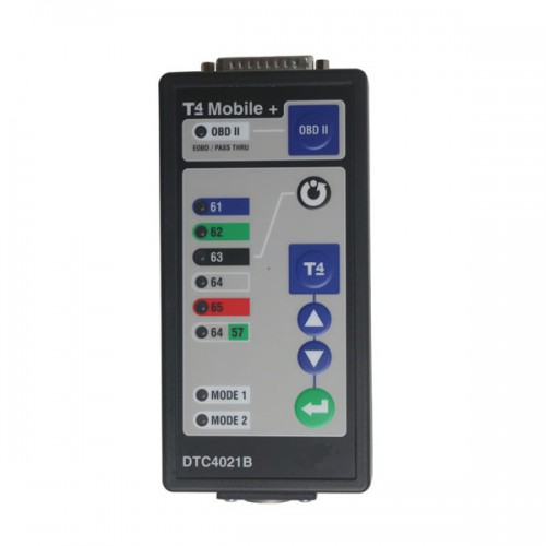 Original T4 Mobile Plus Diagnostic System For Land Rovers