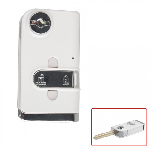 New Style Flip Modified Remote Key Shell for Toyota 5pcs/lot