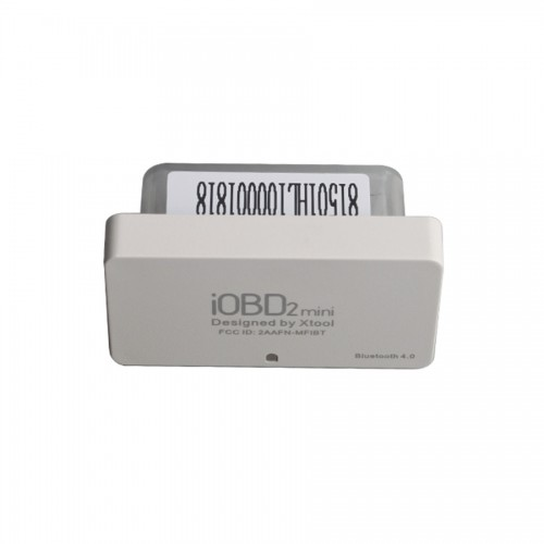 (UK Ship)XTOOL iOBD2 Mini OBD2 EOBD Scanner Support Bluetooth 4.0 for iOS and Android