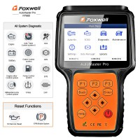 [Ship from UK NO TAX]Foxwell NT680 All Systems Diagnostic Scanner with Oil Light/Service Reset+EPB Functions Updated Version of NT624