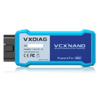 [Ship from UK/EU NO TAX] VXDIAG VCX NANO For GM/OPEL GDS2 Diagnostic Tool WIFI XP/WIN 7/WIN8/WIN10