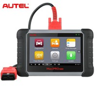 [Ship from UK/EU NO TAX] Autel MaxiPro MP808K Diagnostic Tool MP808 OBD2 Scanner with Bi-Directional Control Key Coding (Same as DS808)