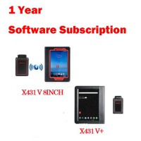 One Year Online Software Update Service for Launch X431 V Pro Launch X431 V 8inch