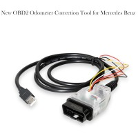 New Mercedes Benz OBD2 Odometer Correction Tool Till 2017 Year