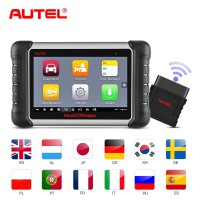 [Ship from UK NO TAX]Autel MaxiCOM MK808BT OBD2 Diagnostic Scan Tool Upgraded Version Of MK808 MX808 Code Reader