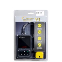 Original Launch Creader VI Code Reader