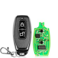 XHORSE XKGD12EN Garage Wire Universal Remote Key Fob 2 Button for VVDI Key Tool Max and VVDI2 5pcs/lot