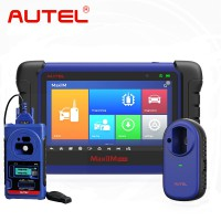 [Ship from EU NO TAX] Original Autel MaxiIM IM508 Advanced IMMO & Key Programming Tool Plus XP400 Key and Chip Programmer