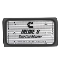 V8.2 INLINE 6 Data Link Adapter for Cummins