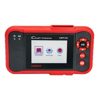 [Ship from UK NO TAX]Original LAUNCH Creader CRP129 Professional Auto Code Reader Scanner