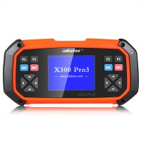 [Ship from UK NO TAX]OBDSTAR X300 PRO3 Key Master with Immobiliser + Odometer Adjustment +EEPROM/PIC+OBDII