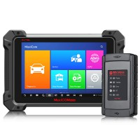 [Ship from EU/UK NO TAX]Multi-Language Autel MaxiCOM MK908 Scanner Diagnostic Tool Support ECU Key Coding