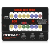 [Ship from EU/UK] GODIAG GT100 AUTO TOOLS OBD II Break Out Box ECU Connector