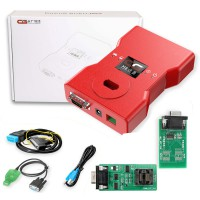 [7% Off €582] [Ship from UK/EU NO TAX] CGDI Prog MB Benz Key Programmer with ELV Repair Adapter