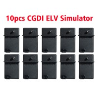 [Ship from UK/EU NO TAX] 10pcs CGDI ELV Simulator Renew ESL for Benz 204 207 212