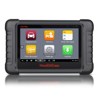 [Ship from UK/EU NO TAX]Latest AUTEL MaxiDAS DS808K Tablet Diagnostic Tool Full Set Update Online