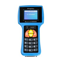 V20.3 T300 Key Programmer English Blue