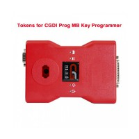 [7% Off €47] Token Service 180 Days for CGDI Prog MB Benz Car Key Programmer