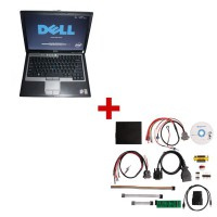 FGTECH Galletto V54 Plus DELL D630 1GB Laptop with 80GB Hard disk