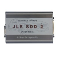 JLR SDD2 V147 Version for All Landrover and Jaguar Diagnose and Programming Tool