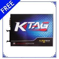 KTAG K-TAG ECU BDM Programming Tool Master Version No Limited Tokens 2G Memory (Free Post Ship)