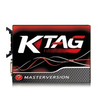 [Ship from UK NO TAX] KTAG K-TAG Red PCB V7.020 Firmware Master Software V2.25 EU Online Version No Tokens Need