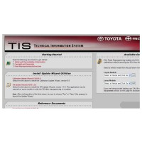Toyota ECU Flash Reprogramming DVD