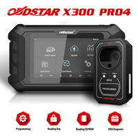 [Ship from EU/UK NO TAX] OBDSTAR X300 PRO4 Auto Key Programmer Same IMMO Function As X300 DP PLUS